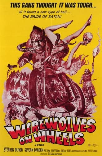 WerewolvesonWheelsPoster