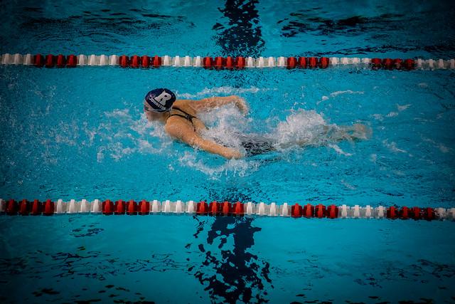 Swim Teams Take to the Y