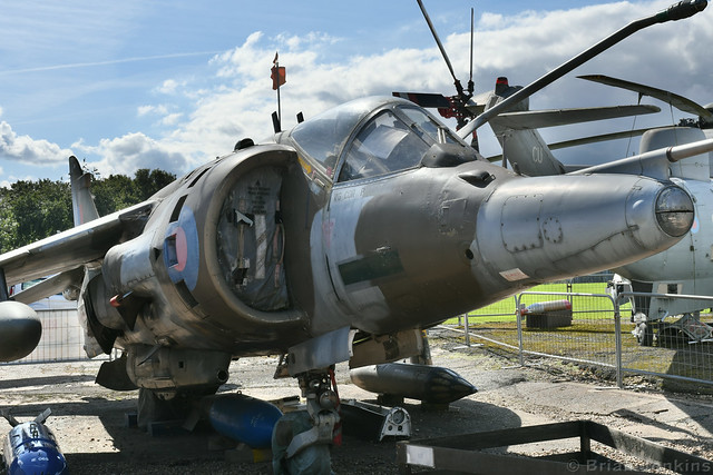 Hawker Siddeley Harrier GR.3 (XV752)