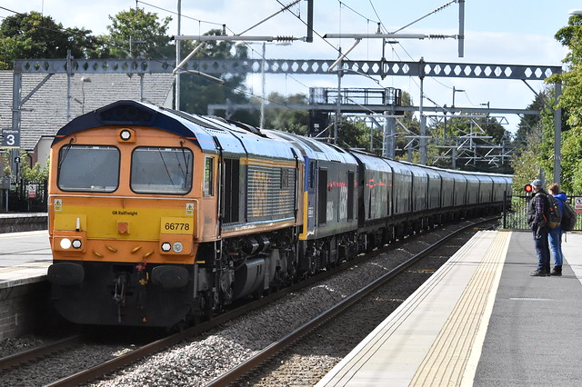 66778/60026 DIT. Huyton. Liverpool BT-Drax. Sat 26th Sept 2020.