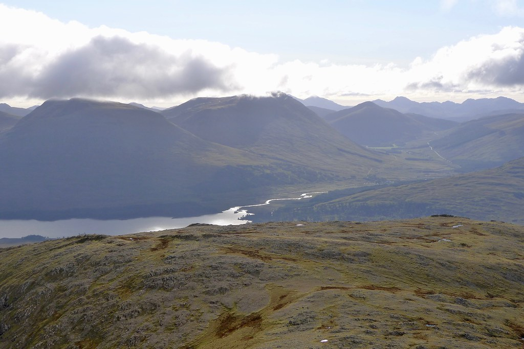 Loch Tulla and the Bridge of Orchy