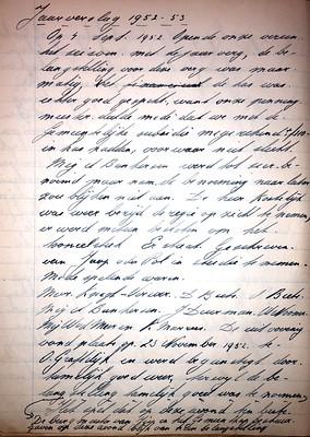 Stv - 1952-1953 - jaarverslag page 1