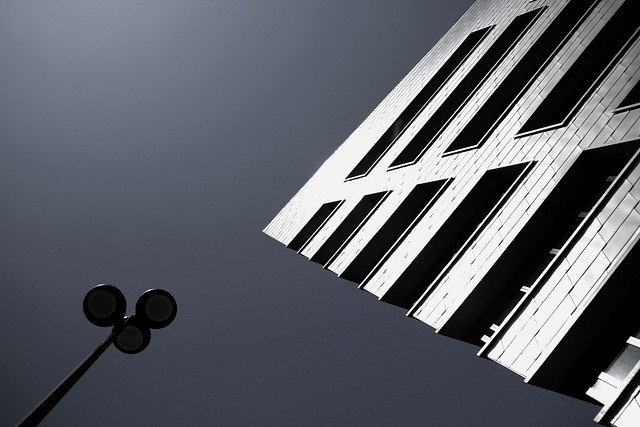 Lampe + Fassade II