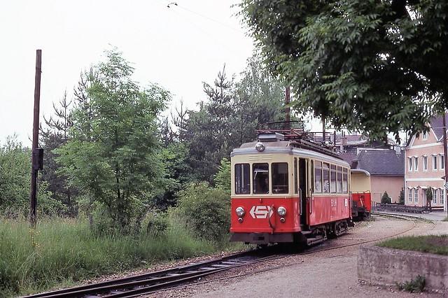 Trains Gmunden Vorchdorf (Autriche)