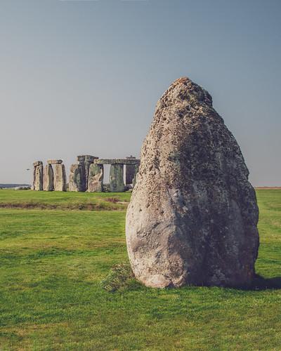 heelstone stonehenge neolithic monument unesco englishheritage wiltshire england uk unitedkingdom nikon d500 nikond500