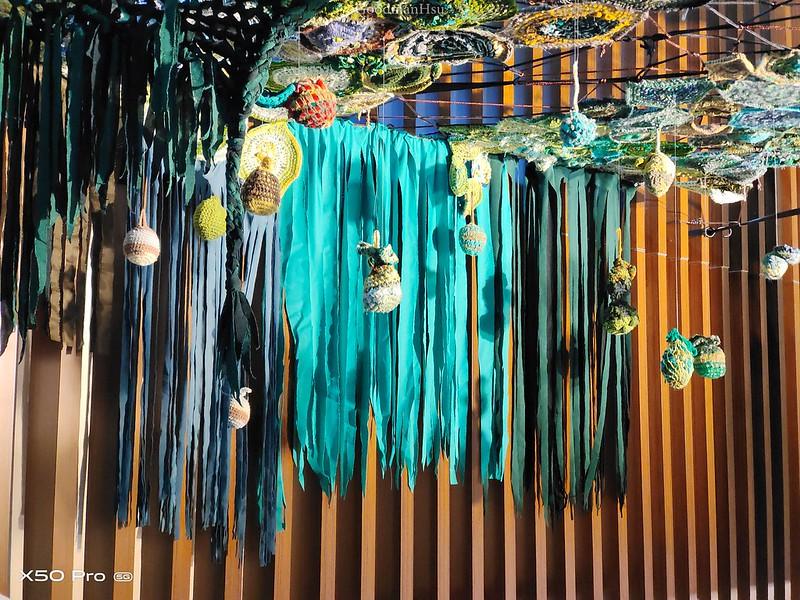 [攝錄體驗] vivo X50 Pro 黑夜的藝術家 - 人像、美食、建築、光雕,防手震的極限體驗 - 47