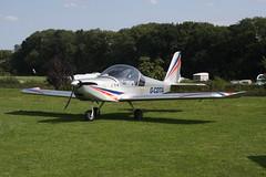 G-CDTA Evektor EV-97 [2005-2509] Sywell 310818