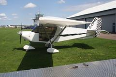 G-CBVR Best Off Skyranger [BMAA HB 231] Sywell 310818
