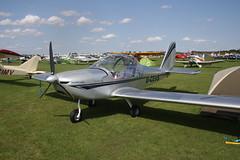 G-CEVS Evektor EV-97 [2007-3102] Sywell 310818