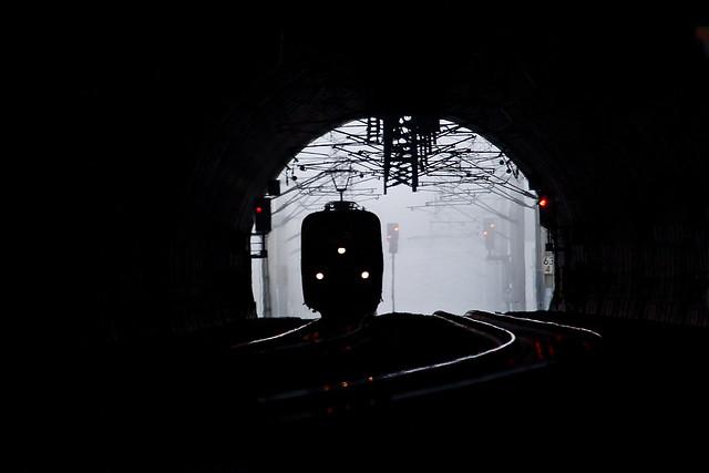 DB ICE - Hopfenbergtunnel  (728 Meter)  - Kreiensen