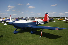 G-CFUA Vans RV-9A [PFA 320-14103] Sywell 310818