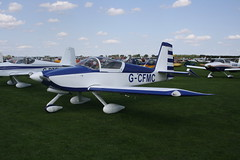 G-CFMC Vans RV-9A [PFA 320-14575] Sywell 310818