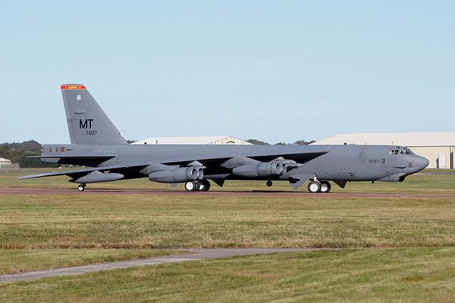 60-0007 - B-52H Stratofortress