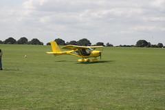 G-CINV Aeroprakt A22LS [LAA 317B-15316] Sywell 310818
