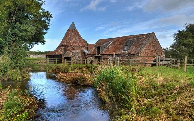 Preston Mill, East Lothian, Scotland
