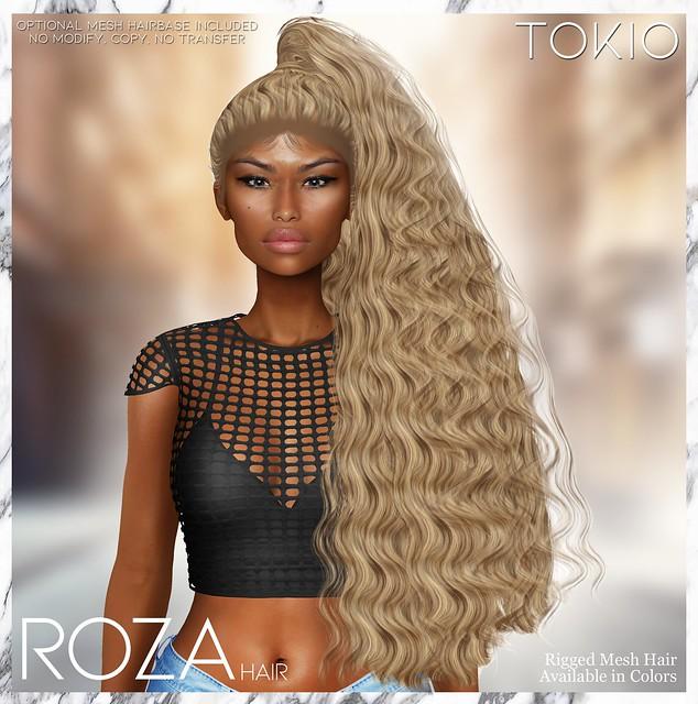 TOKIO Hair - Roza HD - HAPPY WEEKEND Sale!!
