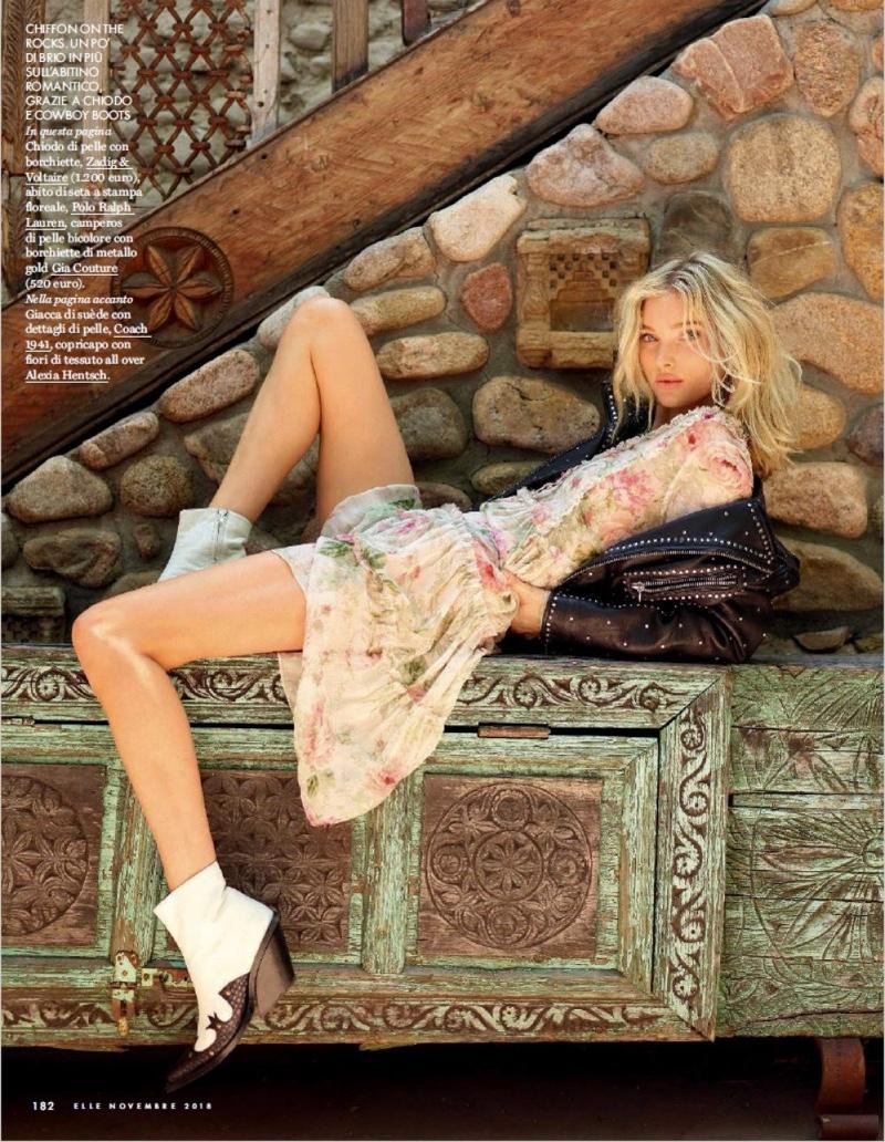 Elsa-Hosk-ELLE-Italy-Western-Cover-Editorial09