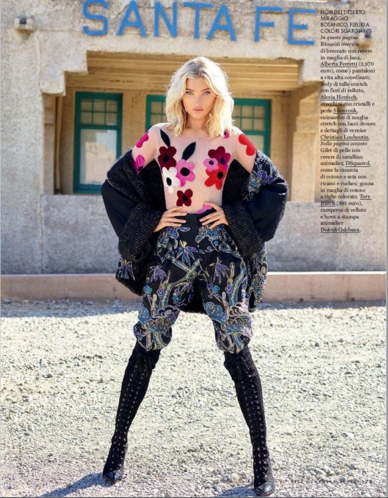 Elsa-Hosk-ELLE-Italy-Western-Cover-Editorial12