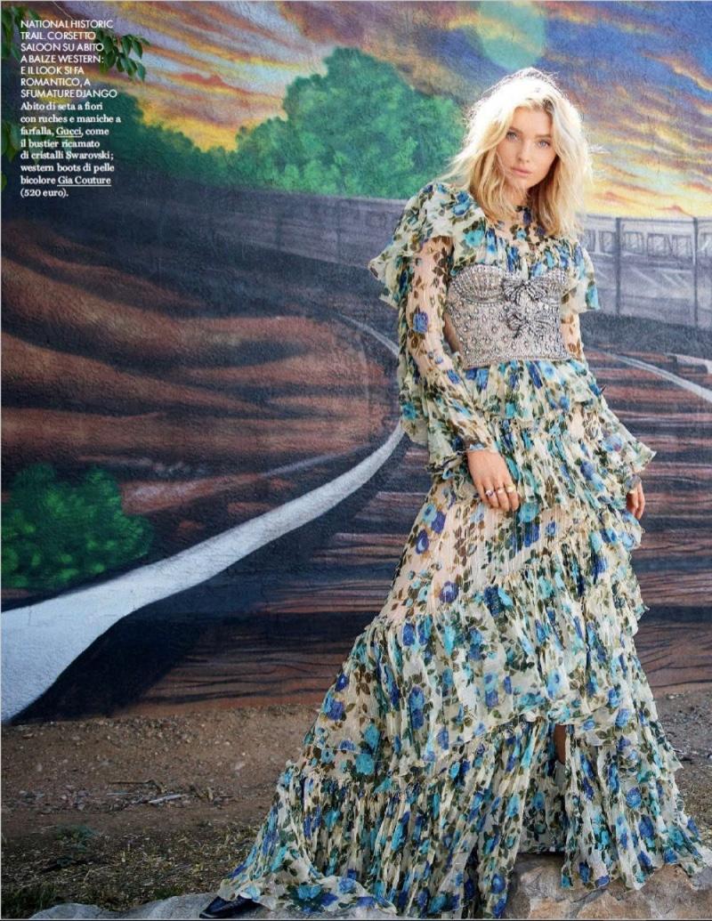 Elsa-Hosk-ELLE-Italy-Western-Cover-Editorial05