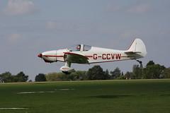 G-CCVW Nichollier HN.700 [PFA 217-11950] Sywell 010918