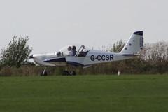 G-CCSR Evektor EV-97A [PFA 315-14174] Sywell 010918