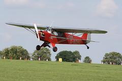 G-BZHU WAG-Aero Sport Trainer [AACA 351] Sywell 010918
