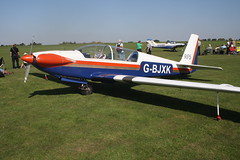 G-BJXK Sportavia RF-5 [5054] Sywell 020918
