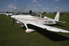 G-CDME Vans RV-7A [PFA 323-14151] Sywell 310818