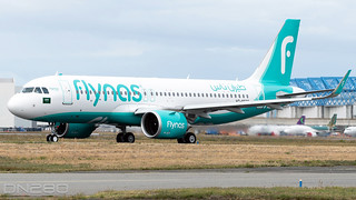 FlyNAS A320-251N msn 10179 HZ-NS32