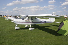 G-CCAL Tecnam P92 Echo [PFA 318-13842] Sywell 310818