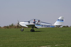 G-CEBP Evektor EV-97 [2006-2825] Sywell 020918