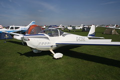 G-CDSC Scheibe SF-25C [44643] Sywell 010918
