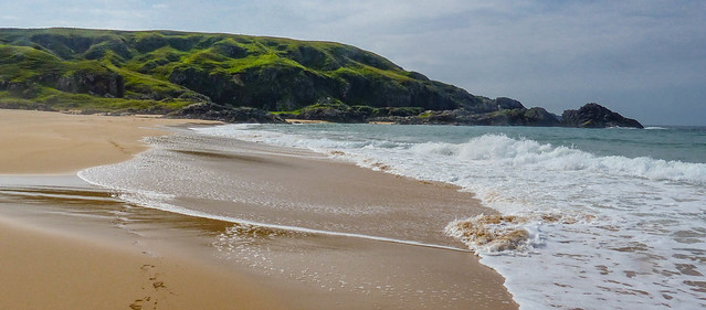Lossit Bay - my favourite Islay beach