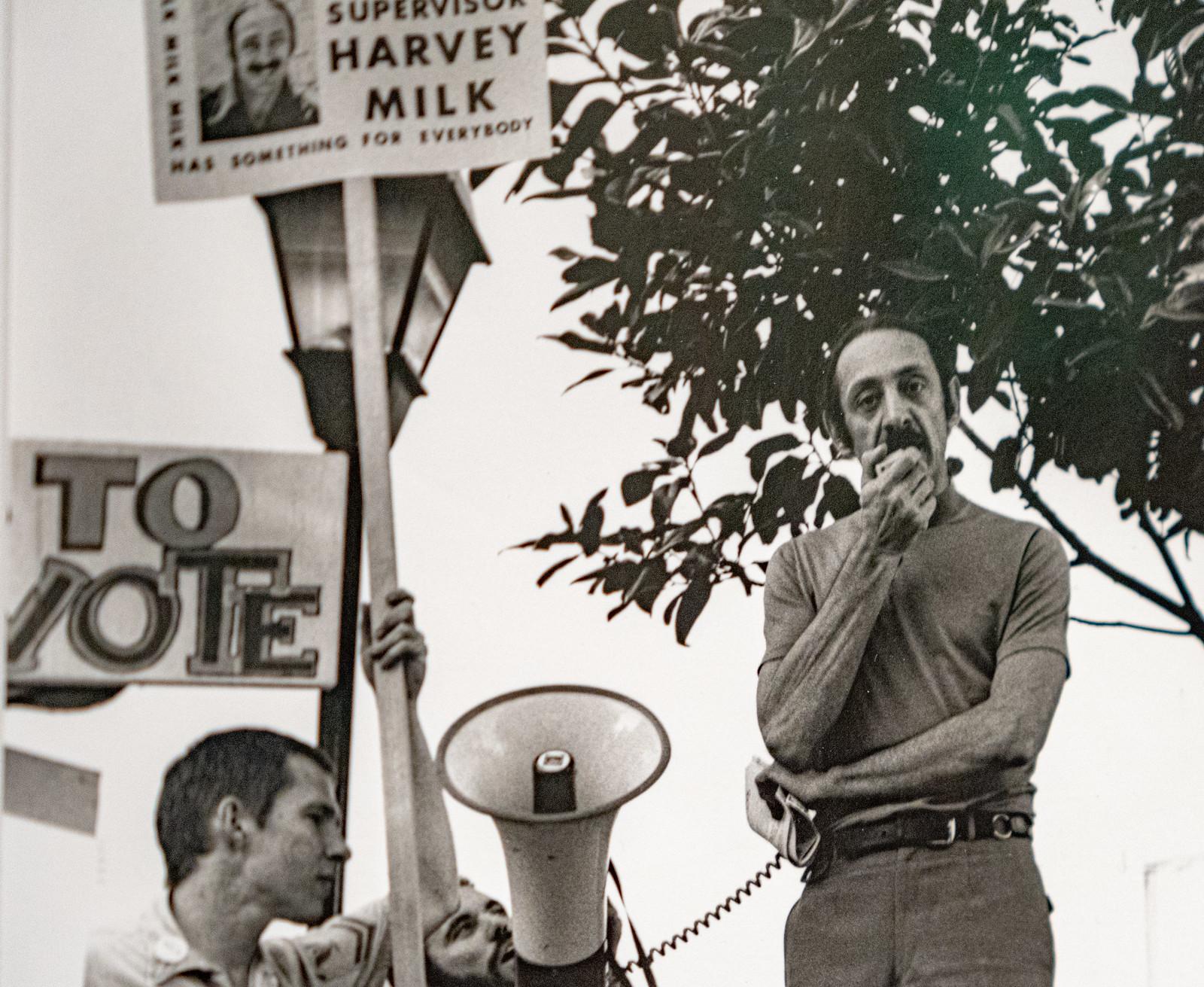 Photo Friday: Harvey Milk at the Smithsonian, Washington, DC USA