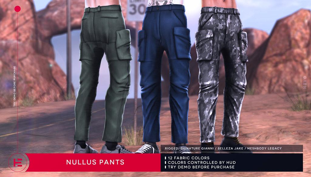 HEVO – Nullus Pants