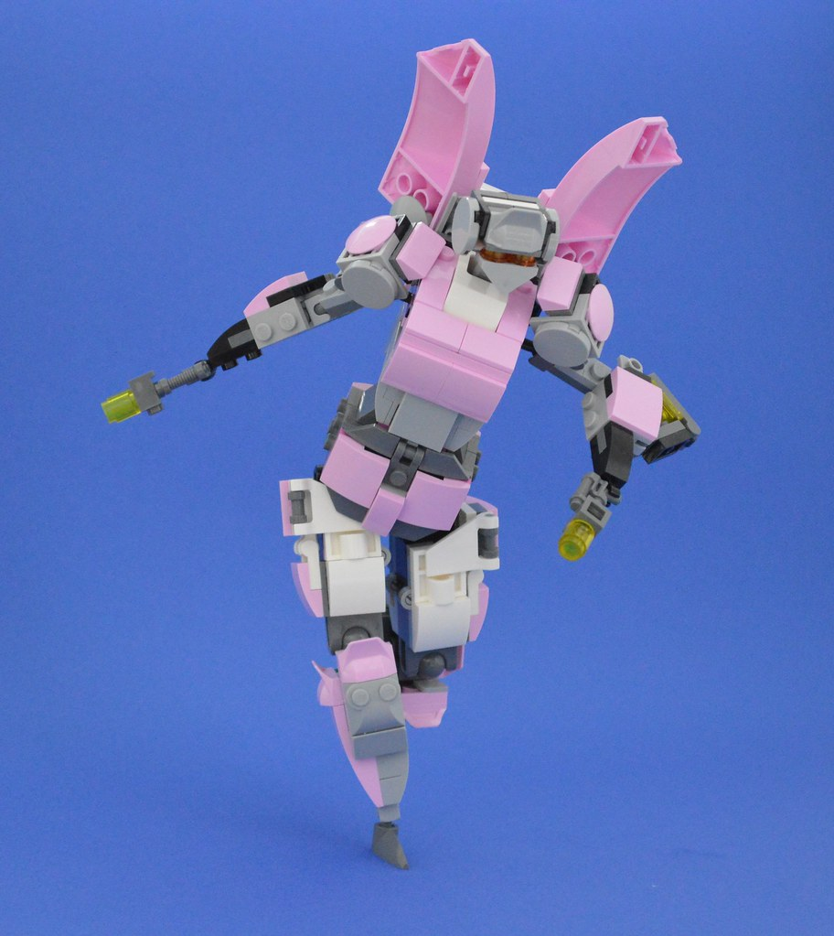 Arcee MOC 79573 Alternate Build