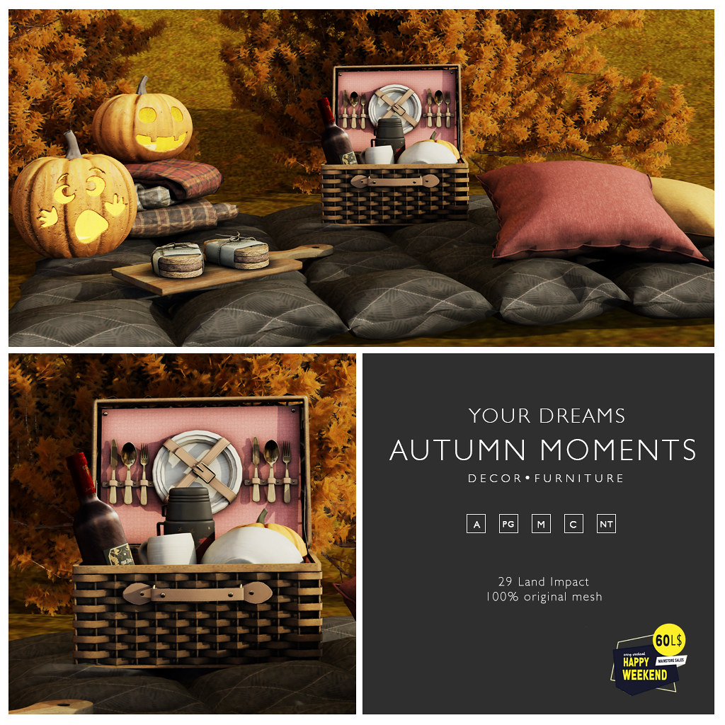 {YD} Autumn Moments