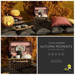 {YD} Autumn Moments