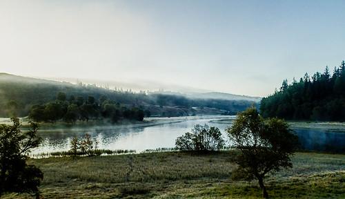39 - Morning mist over Lochain Uvie