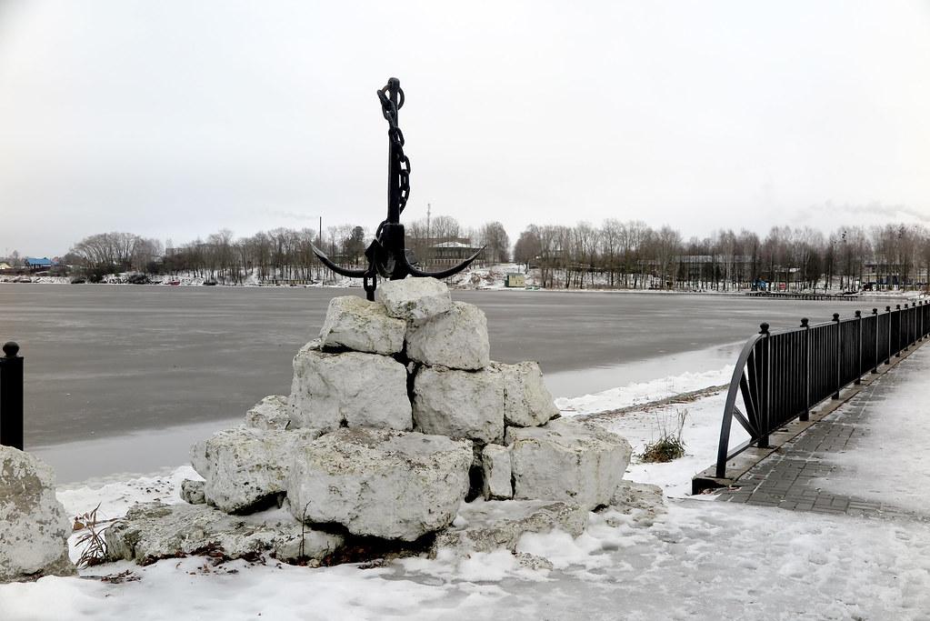 213 Якорь в Белой Холунице Кировской области