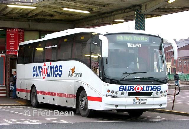 Bus Éireann VC 215 (01-D-69365).