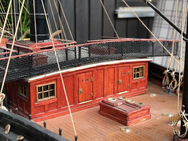 James Watt Steamship