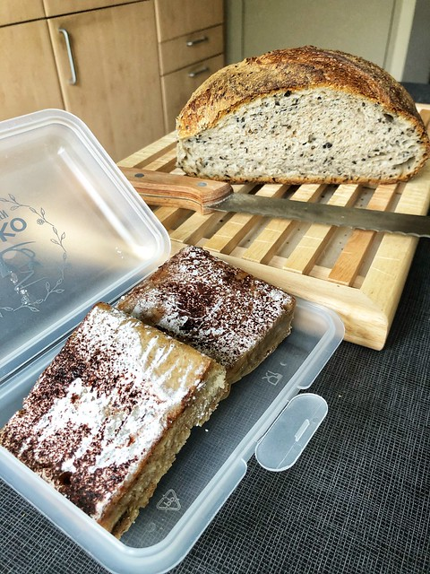 lekkere bodding & sesambrood van De Broodenier in Leuven