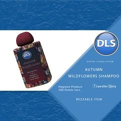 DLS Autumn Wildflower Shampoo