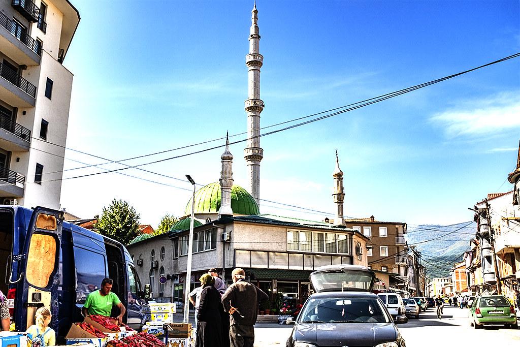 Neighborhood Mosque on 10-3-20--Gostivar