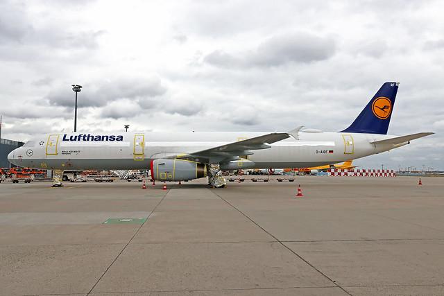 Lufthansa Airbus A321-131 D-AIRF