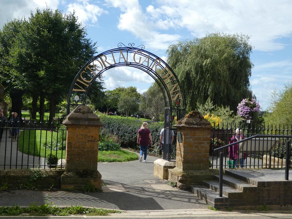 Victoria Pleasure Gardens, Tewkesbury