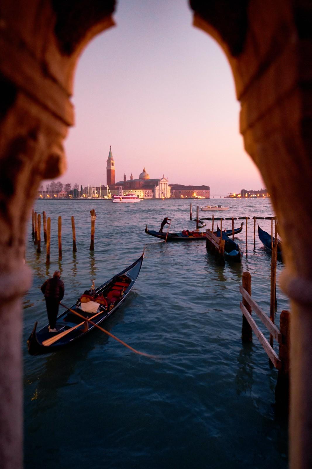 Piazza San Marco Venetsia