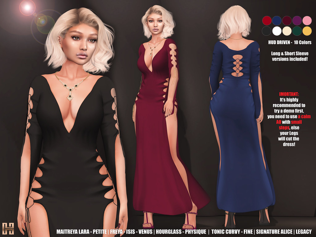 Hilly Haalan - Lucinda Dress