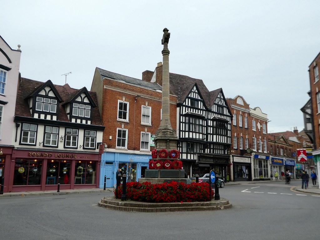 The Cross, Tewkesbury